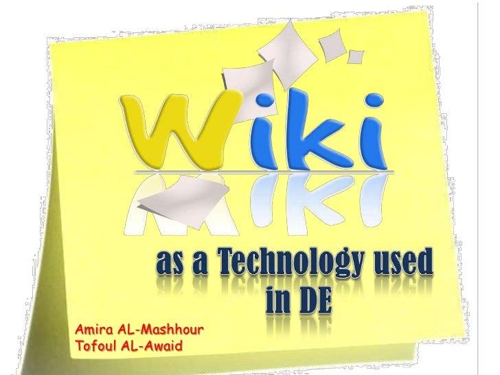 Wiki[1]