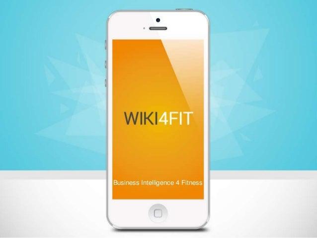 Wiki 4 fit