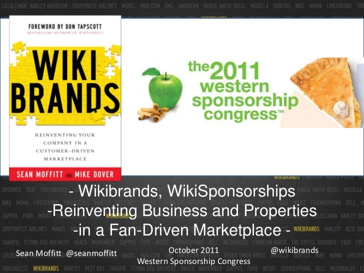WSC Logo         - Wikibrands, WikiSponsorships       -Reinventing Business and Properties          -in a Fan-Driven Marke...