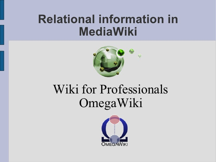 Wikimania 2007   Gm   Wf P Omega Wiki