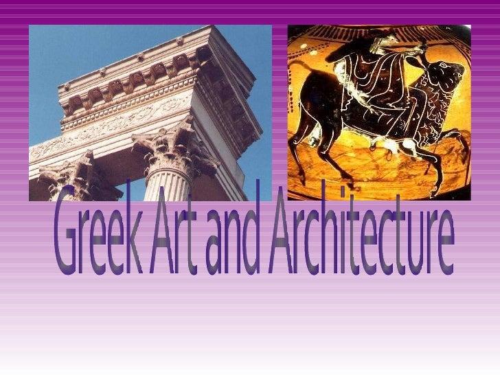 Wiki Olympics Greek Art Presentation