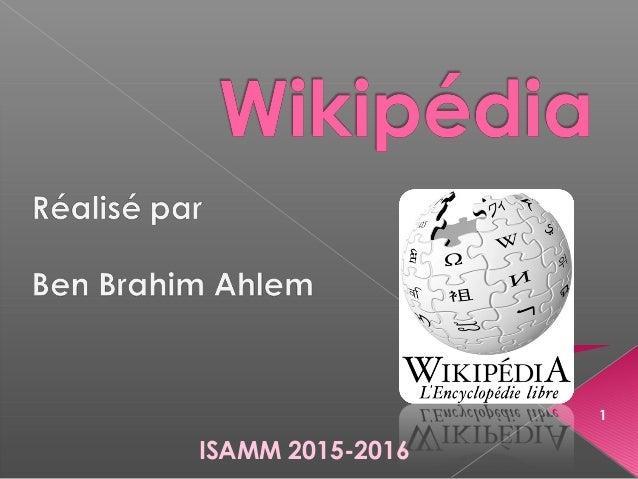 ISAMM 2015-2016 1