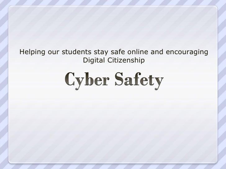 Wiki Presentation Cyber Safety