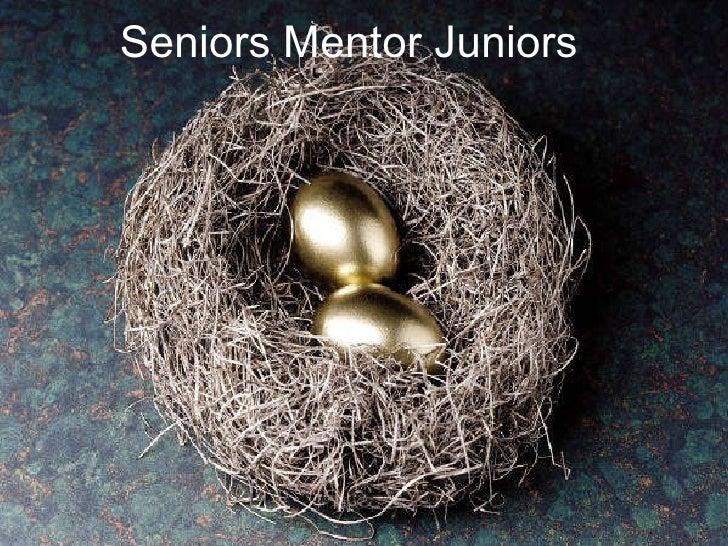 Wiki Seniors Mentor Juniors