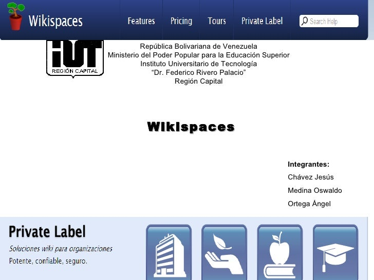 WikiSpaces OAJ