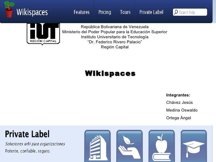 WikiSpaces OAJ
