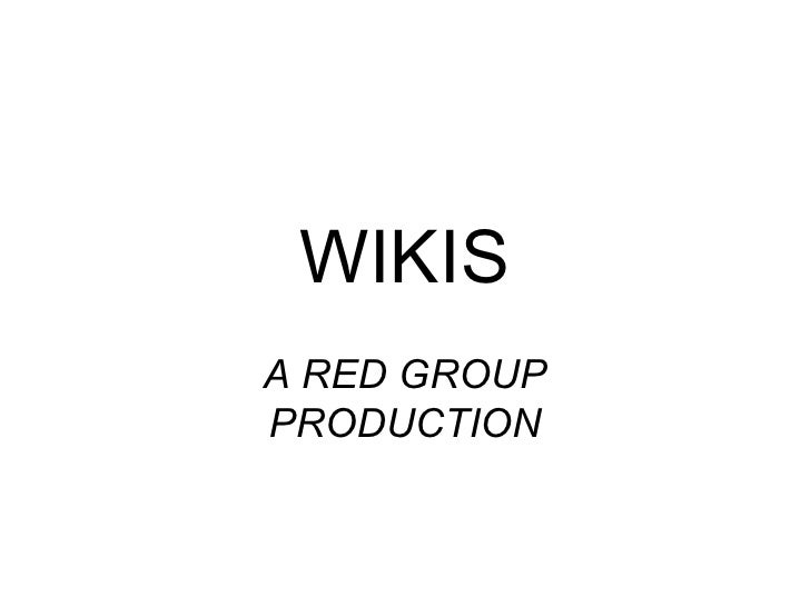 Wikisppred