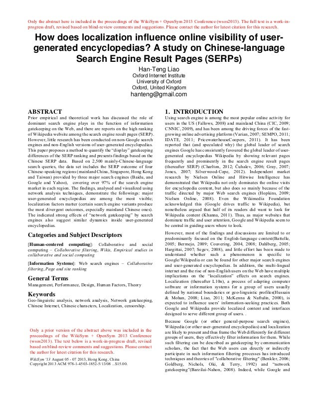 [Wikisym2013] serp revised_apa_notice