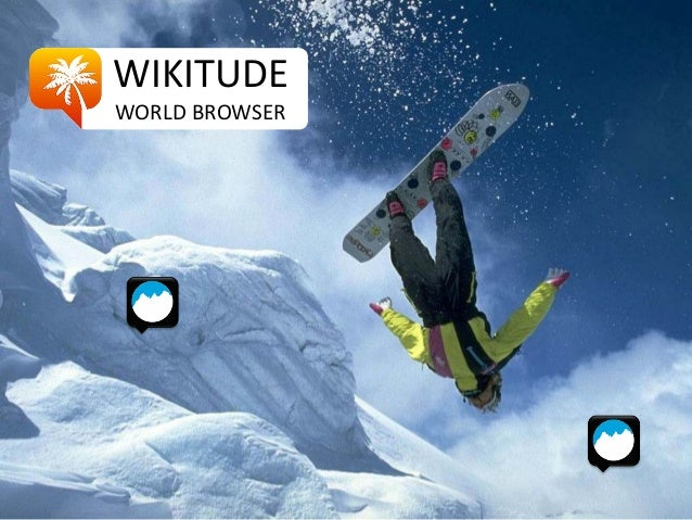 Wikitude & augmented reality