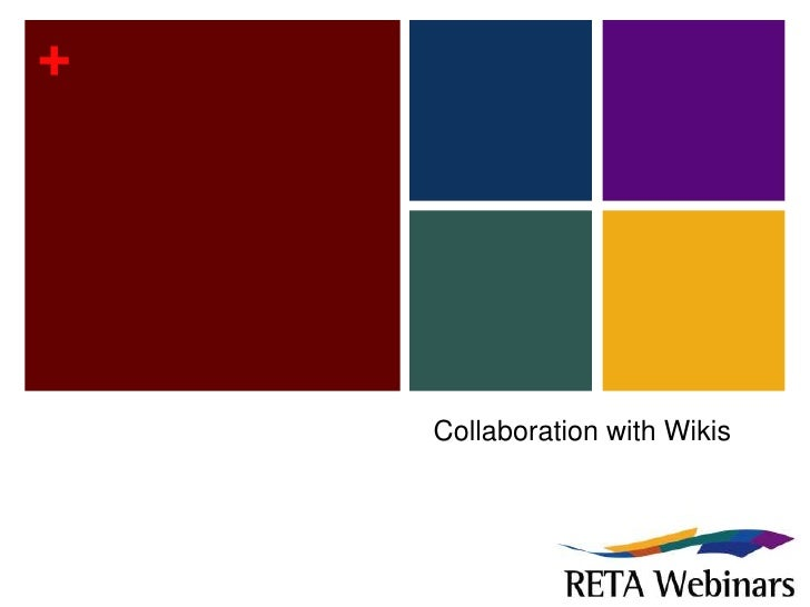 Collaboration with Wikis<br />