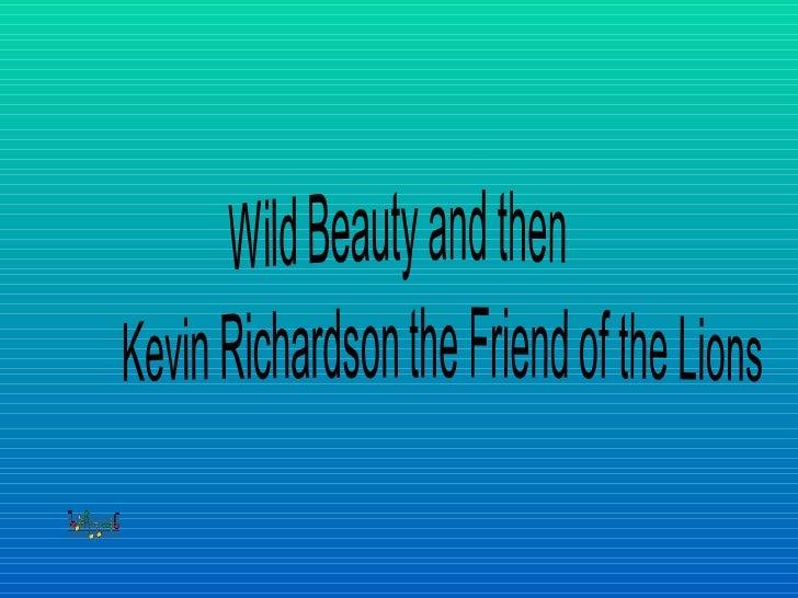Wild beauty2