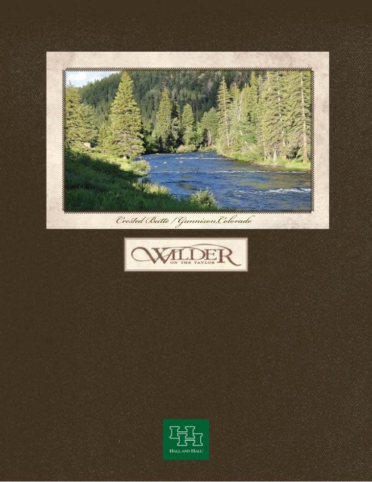 Crested Butte / Gunnison,Colorado