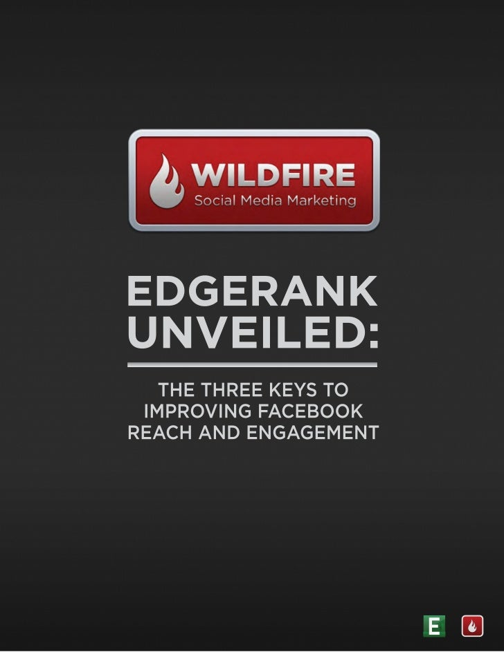 Ebook Edgerank Unveiled_Wildfire
