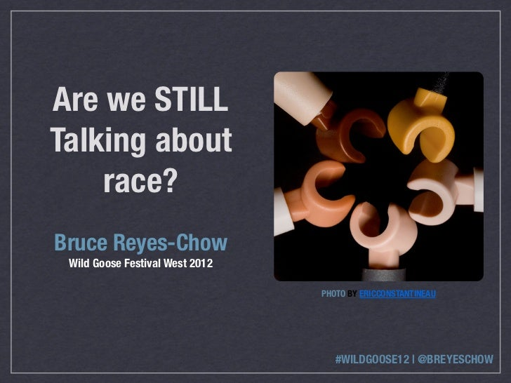 10 Unhelpful Things We Say About Race