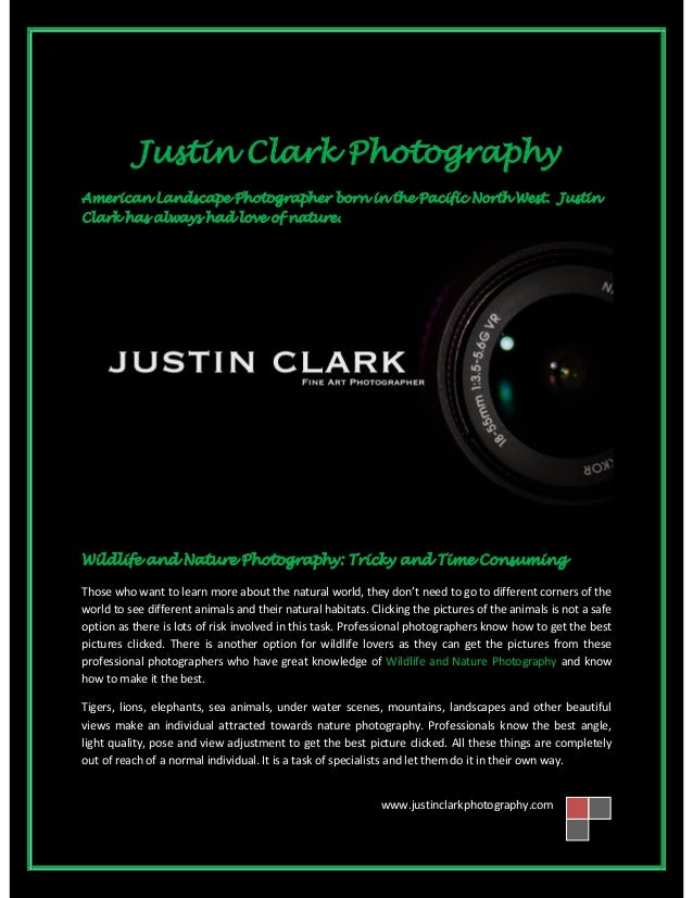 www.justinclarkphotography.com Justin Clark Photography American Landscape Photographer born in the Pacific North West. Ju...