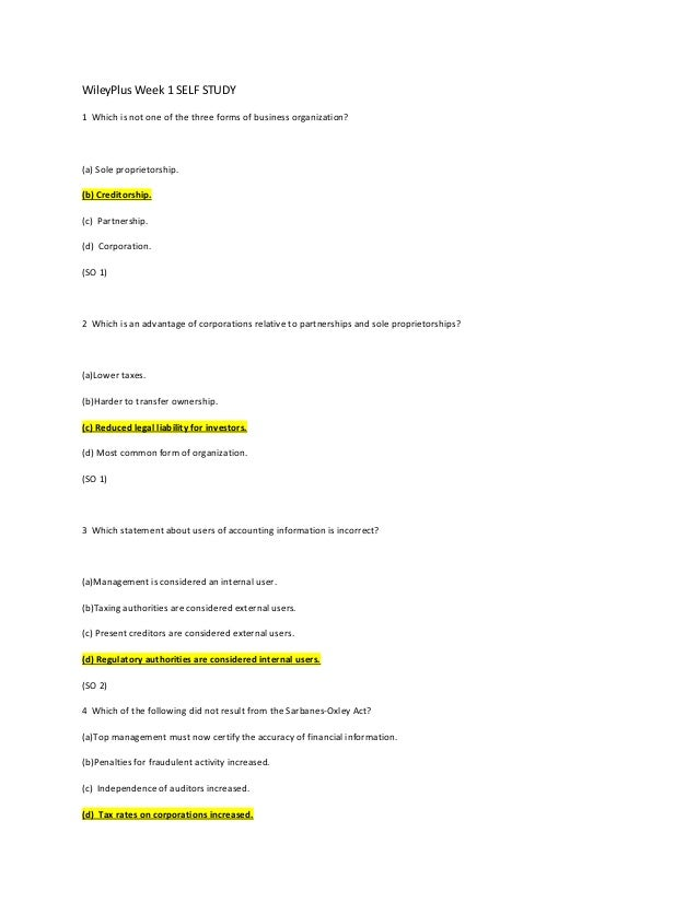 acc 561 week 1 discussion questions Acc 561 individual assignment, course, discussion questions ( dq ), learning team assignment, connect problems, assessments, quiz, knowledge check, weekly assessment .