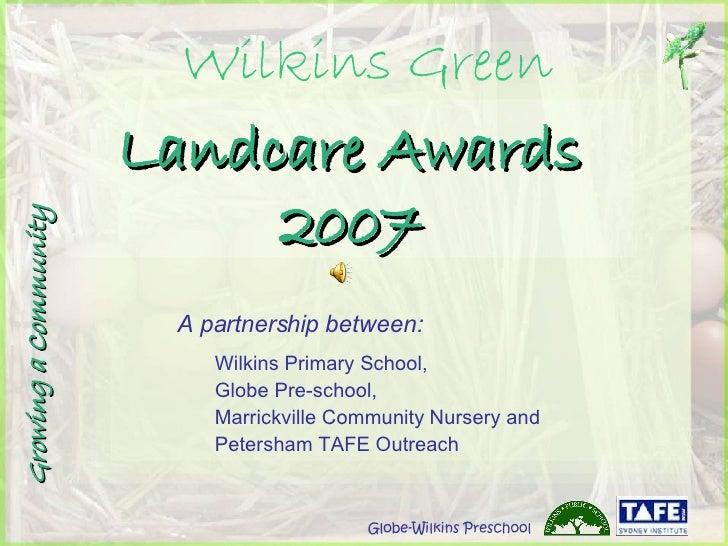 Wilkins Green