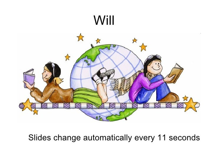 Will Slides change automatically every 11 seconds