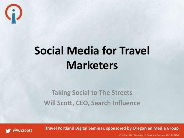Travel Portland 2-6 Will Scott Social Media