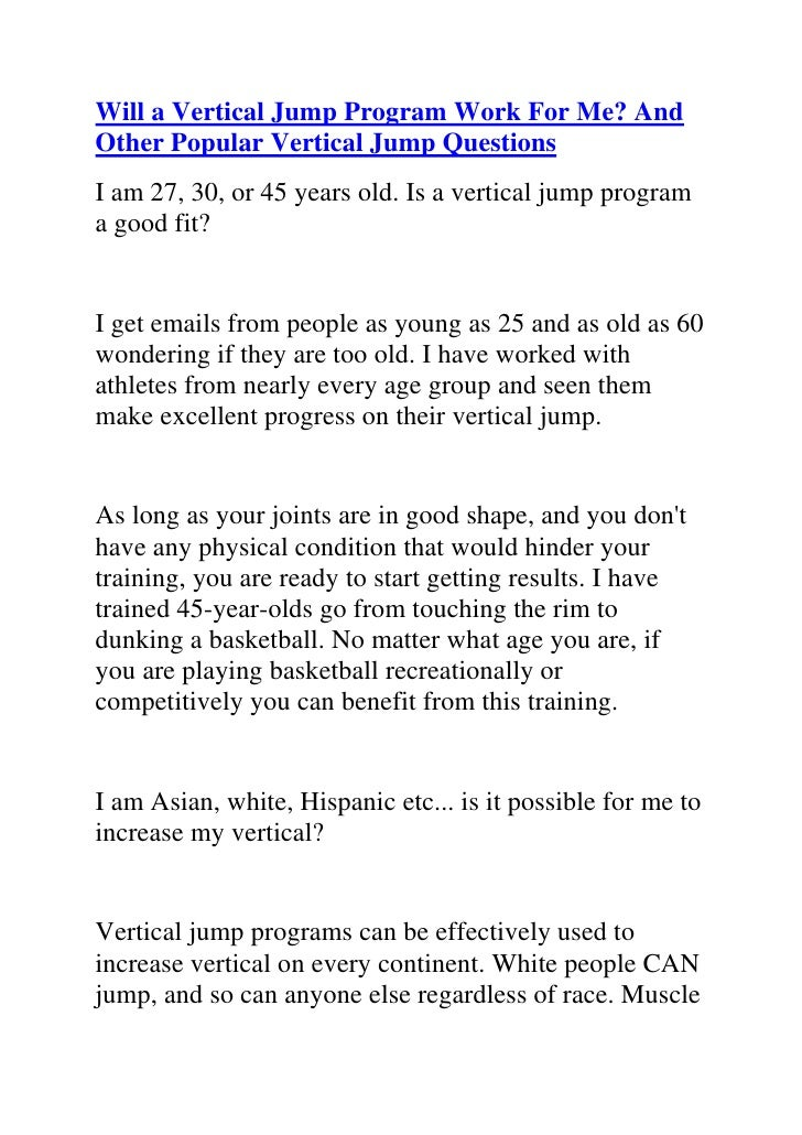 "HYPERLINK ""http://www.articlesbase.com/basketball-articles/will-a-vertical-jump-program-work-for-me-and-other-popular-vert..."