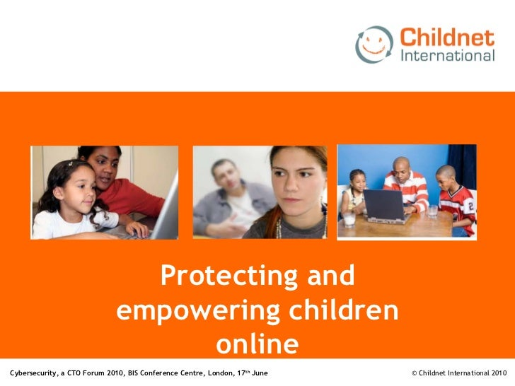 Protecting and empowering children online