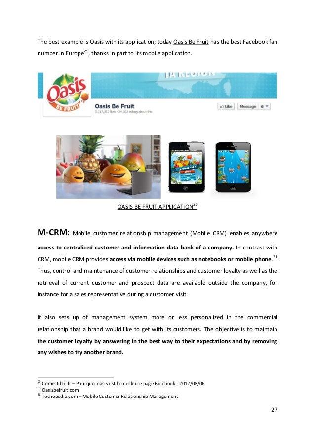 Mobile application development to enhance higher