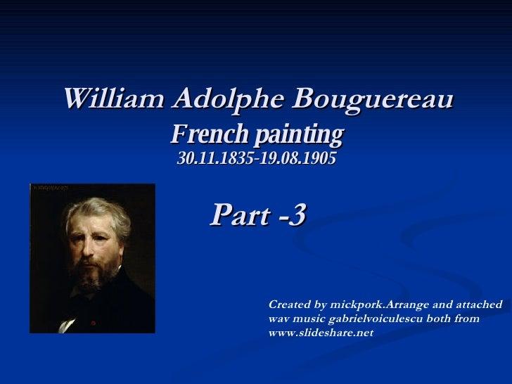 William Bouguereau Paintings Part29