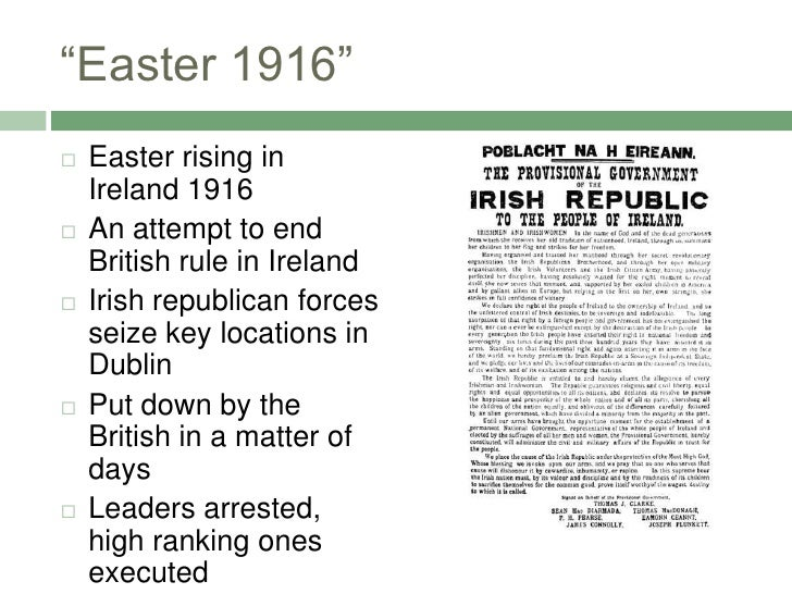 the commemoration of the rebels in easter 1916 a poem by william butler yeats By william butler yeats yeats wrote this poem in response to the easter rising by irish nationalists in 1916  ists planned an uprising on easter of 1916 the .