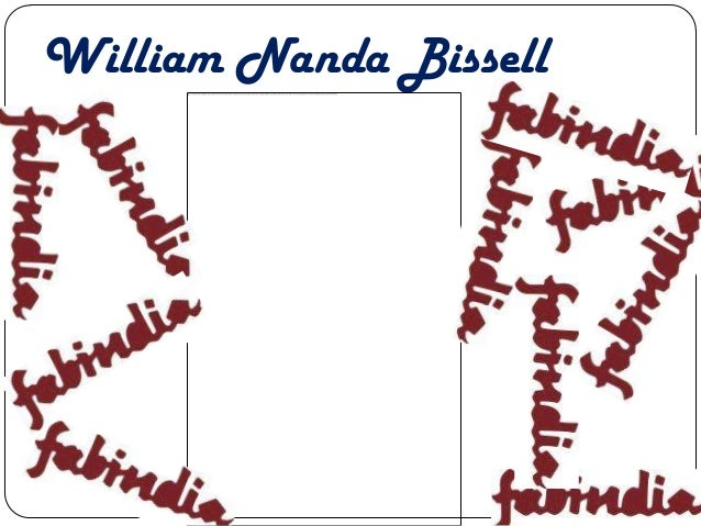 William Nanda Bissell