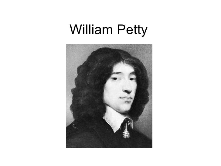 William Petty salary