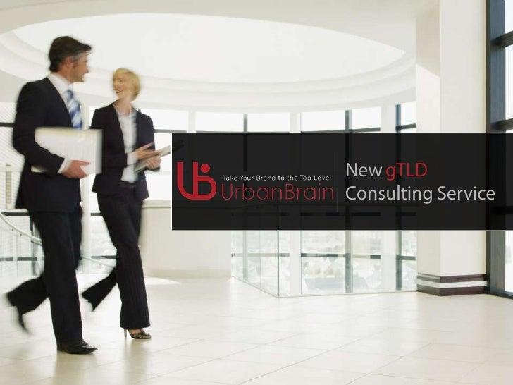 NewgTLD<br />Consulting Service<br />