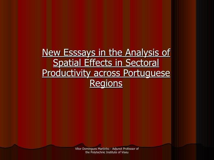 Spatial Econometrics (Presentation in the University of Williamsburg (17-03-2011))