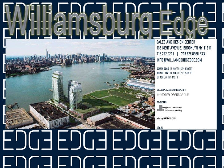 Williamsburg Edge<br />