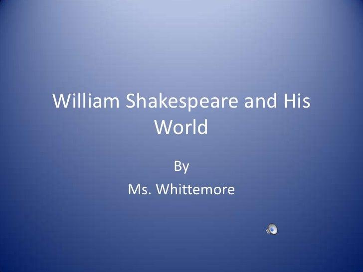 William Shakes