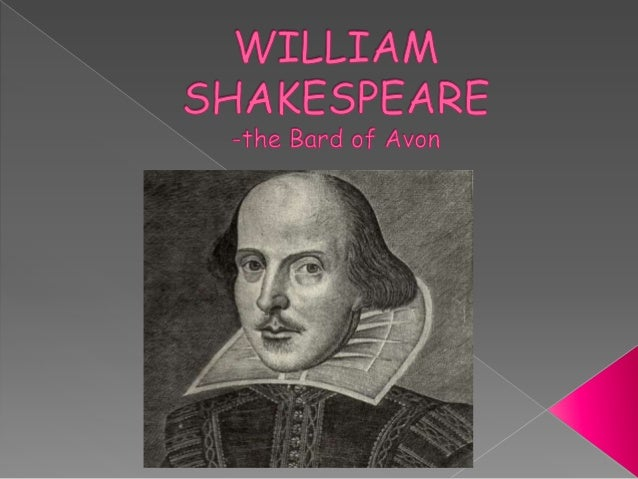All the world's a stage, and all the men and women merely players -WILLIAM SHAKESPEARE