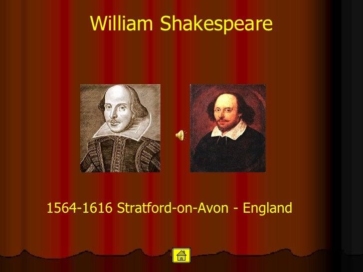 William Shakespeare Mt