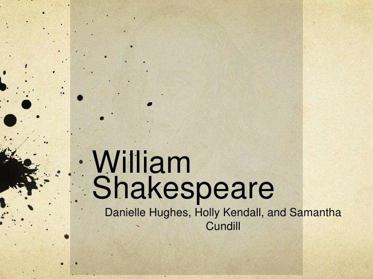 William shakespeare powerpoint on cd hidalgo