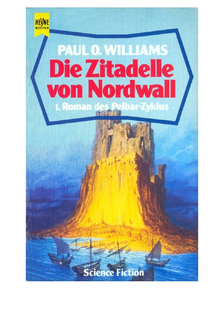 Williams, paul o.   pelbar 01 - die zitadelle von nordwall