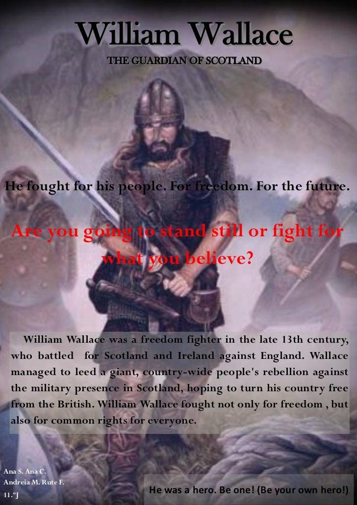 William Wallace, Braveheart