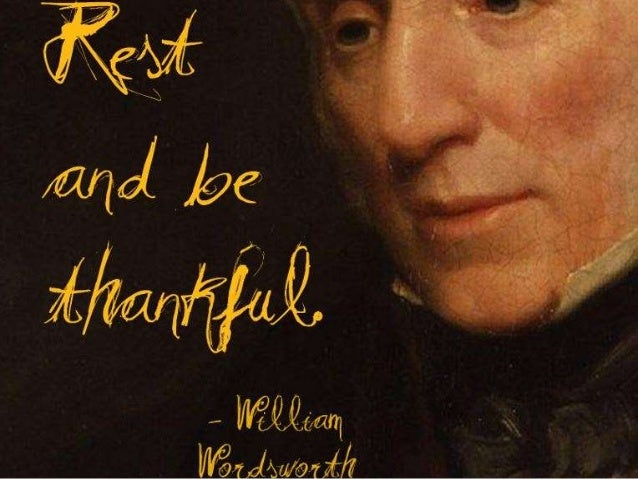 wordsworth as a man poet In this video, professor sally bushell discusses what she identifies as four of the main ideas contained in wordsworth's 'preface' to lyrical ballads.