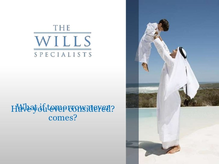 Dubai Wills specialists
