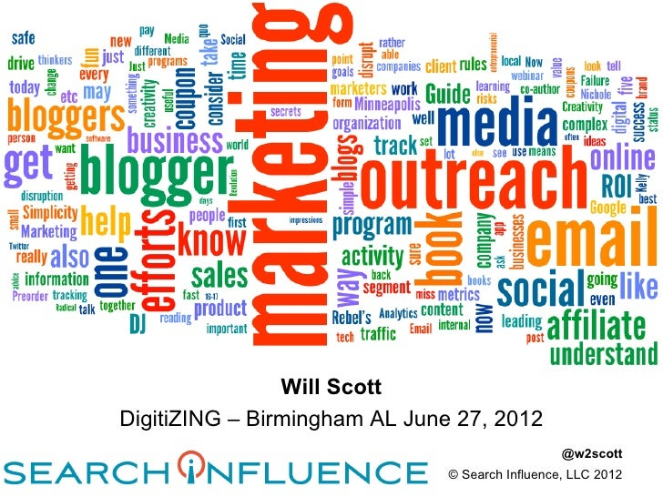 Strategies to Engage in Social Media - Will Scott- Search Influence