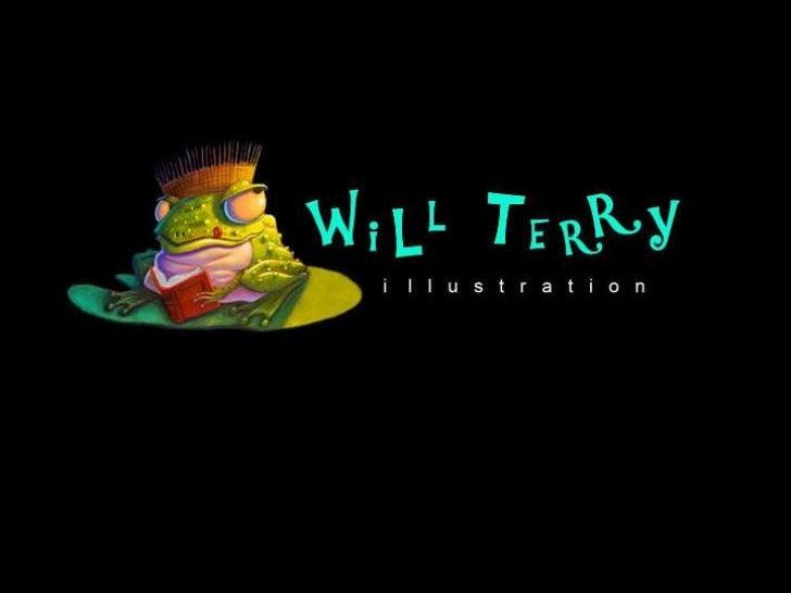 Illustrator Will Terry