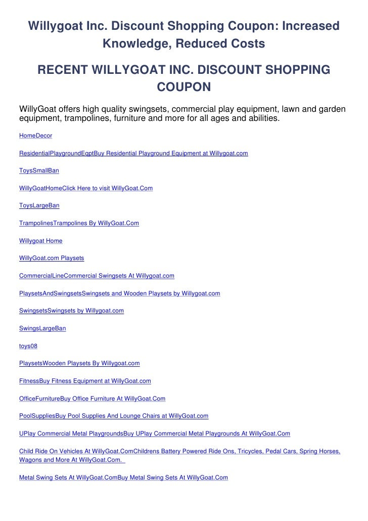 Willygoat-Inc.-Discount-Shopping-Coupon