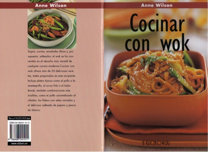 Wilson anne cocinar con wok - Cocinar con wok en vitroceramica ...