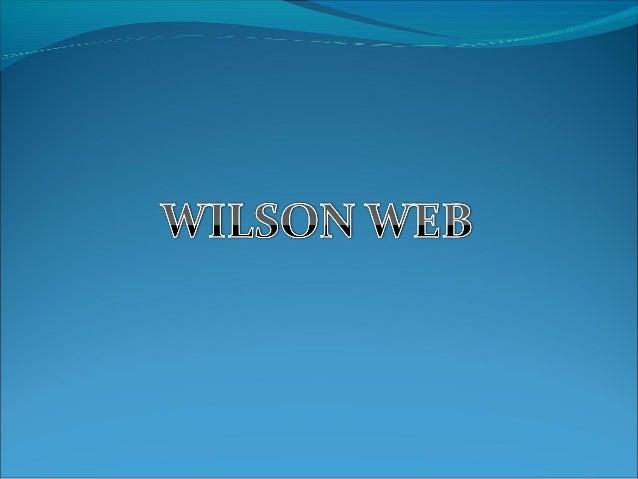 ORÍGENESH.W. Wilson Company fue fundada en 1898 por Halsey William Wilson.En 1885 Halsey William Wilson estudiaba en la ...