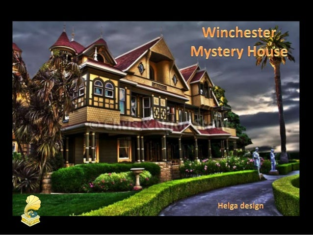 The Winchester Mystery House is a mansion in San Jose, California which was once the personal residence of Sarah Wincheste...