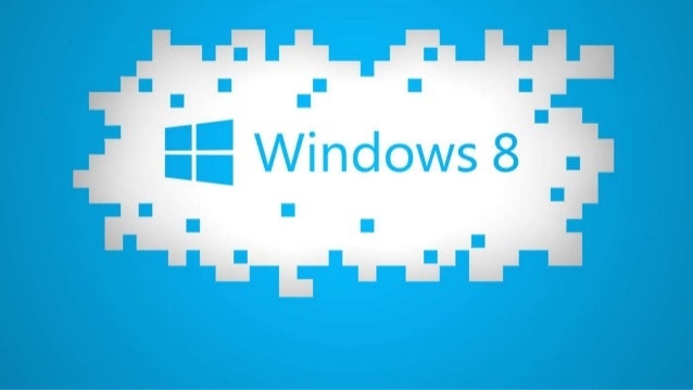 Introduction to windows 8