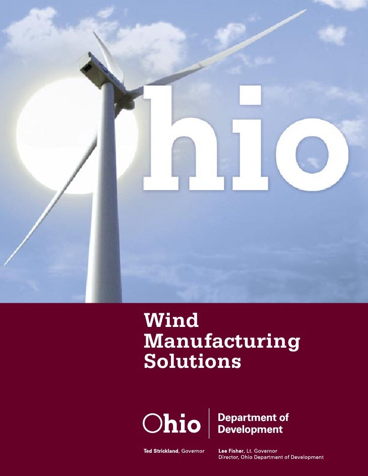 Wind Manufacturing Solutions