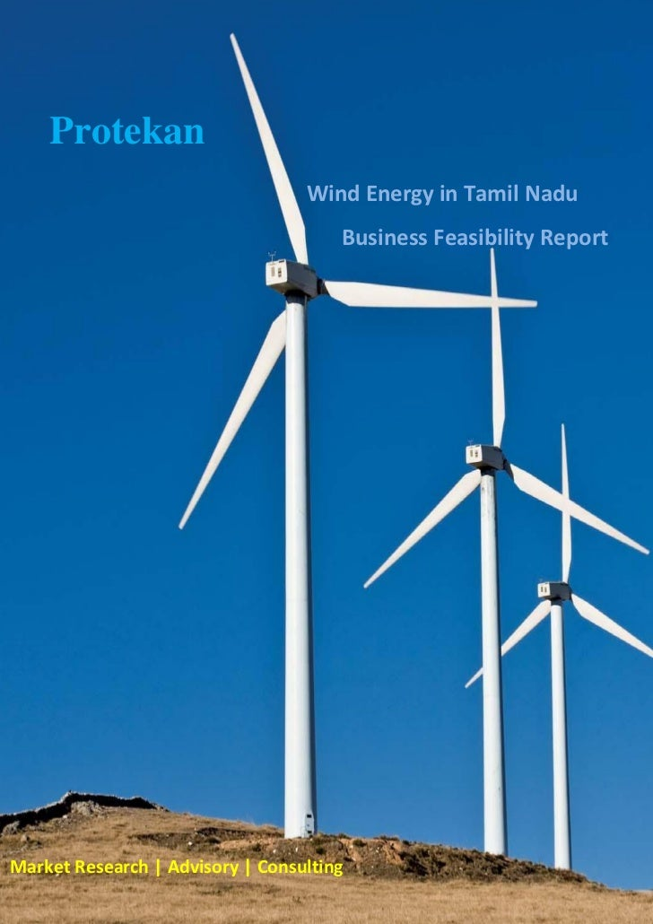 ProtekanMarket Research | Advisory | Consulting                                                        Wind Energy in Tami...
